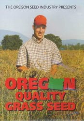 Oregon Quality Grass Seed