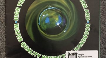 High Yield Grass Seed Production and Water Quality Protection Handbook